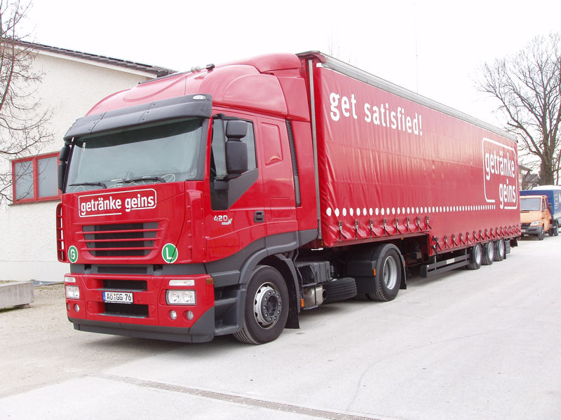 Iveco Stralis AS 1. Generation Teil 1/Iveco-Stralis-AS-440S42-Geins ...