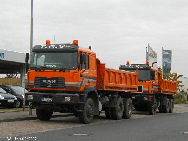 F2000 Evo Teil 4 Man F2000 Evo Und Man F90 Kipper Tgv