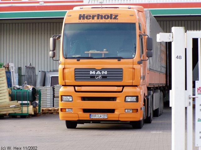 Herholz  TG-A Teil 3/MAN-TG-460-A-XXL-PLSZ-Herholz