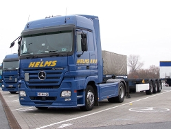 Actros 2 generation bis 18 t teil 7 for Mercedes benz helms