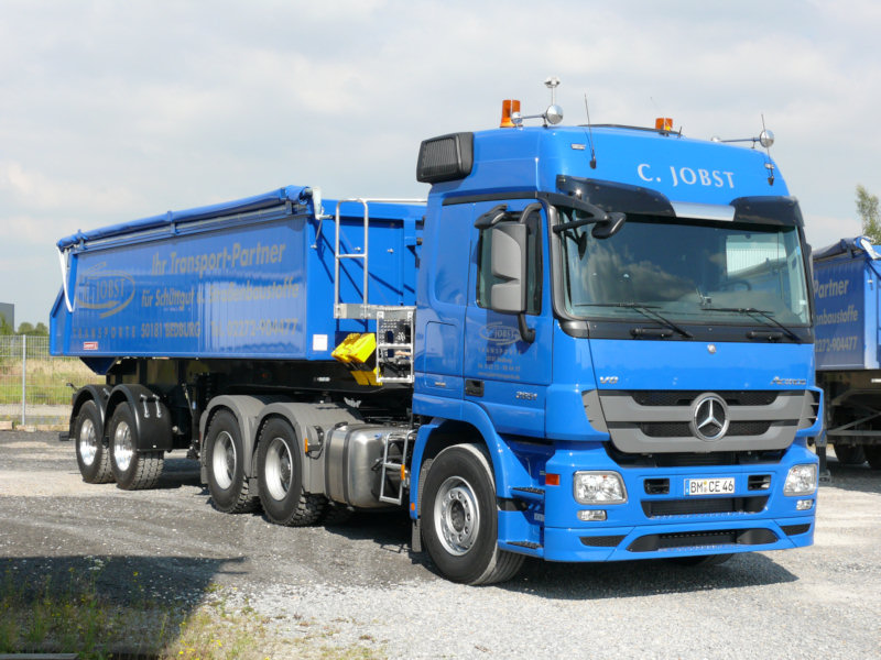 Pin Mercedes Benz Actros Mp3 Bau on Pinterest