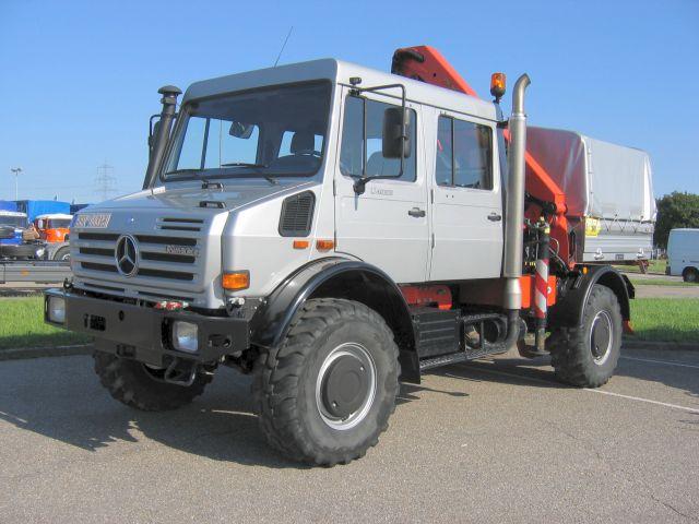 Unimog U5000 Doka MB-Unimog-U-4000-Doka-Eischer-Unimog U5000 Doka