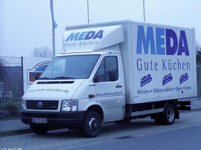Meda küchen  LT 3. Generation Teil 1/VW-LT45-Koffer-MEDA-Kuechen
