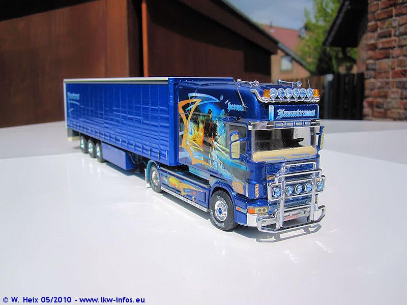 Modelle 1zu50 Teil 2 Tekno Scania Longline Janatrans 040510 05