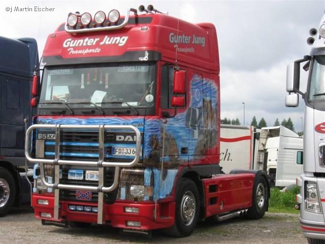 trucktreffen aying 2005 teil 1daf95xf430jungeischer